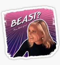 Eileen BEAST? Sticker