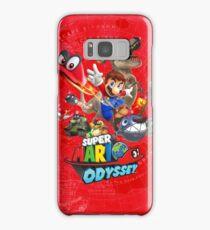Super Mario Odyssey Phone Cases & More Samsung Galaxy Case/Skin