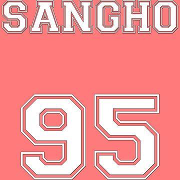 Sangho 95 Varsity by renkim28
