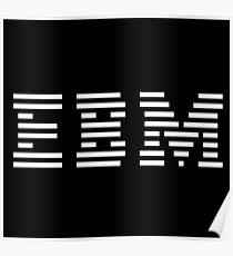 EBM IBM Poster