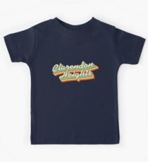 Clarendon Heights | Retro Rainbow Kids Clothes
