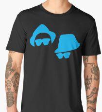 Blues Brothers Silhouette Retro Men's Premium T-Shirt