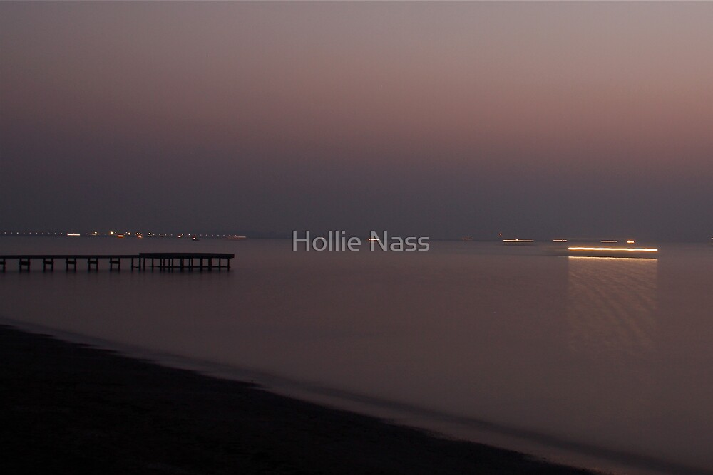 Before sunrise by Hollie Nass