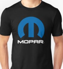 Mopar Logo Slim Fit T-Shirt