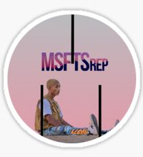 MSFTSrep Sticker