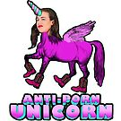 Anti-Porn Unicorn by #PoptART products from Poptart.me