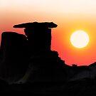Hoodoo Sunrise by John Poon