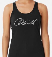 Neville- Signature Collection (White) Women's Tank Top