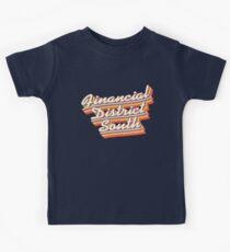 Financial District South | Retro Rainbow Kids Clothes
