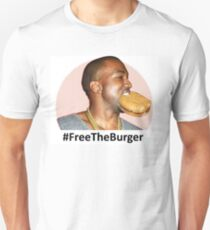 #Free The Burger  Unisex T-Shirt