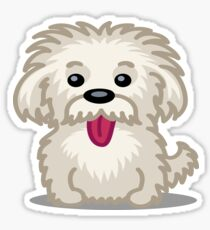 Shihtzu Shitzu dog tshirt - Dog Gifts for Shihtzu and Maltese Dog Lovers Sticker