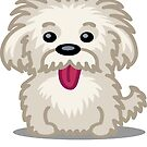 Shihtzu Shitzu dog tshirt - Dog Gifts for Shihtzu and Maltese Dog Lovers by Banshee-Apps
