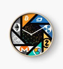 The New world! Clock