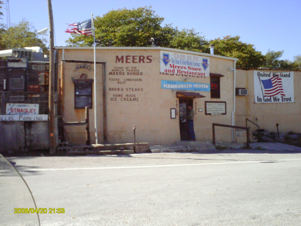 best place to get hamburgers in meers by pinkbutterfly