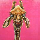 """""""Giraffe"""" by pookieanne"""
