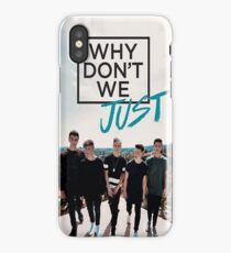 why dont we  colloge iPhone Case/Skin