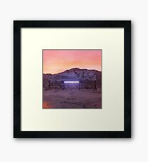 Arcade Fire - Everything Now Framed Print