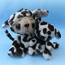 Dalmations from Teddy Bear Orphans by Penny Bonser