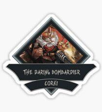 League of Legends CORKI Sticker