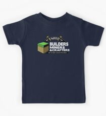 Been Around the Block - Minecraft Shirt Kids Tee