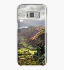Hallin Fell view Samsung Galaxy Case/Skin