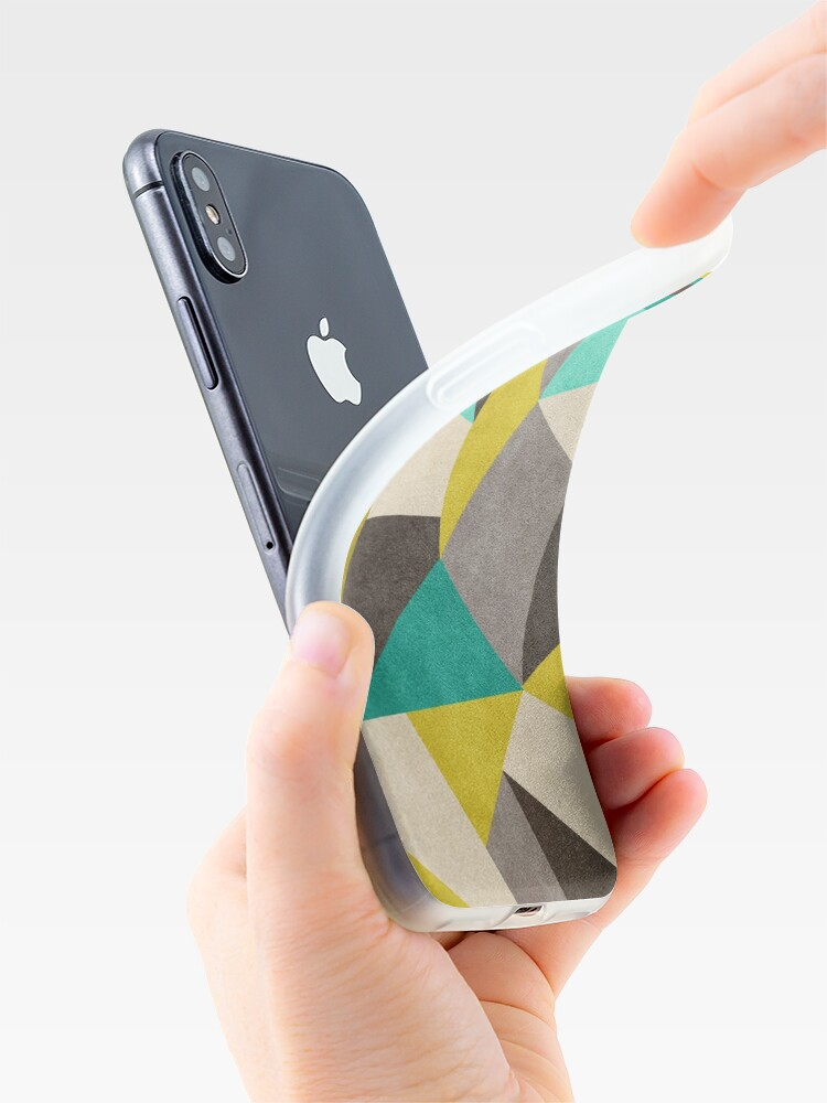 Alternative Ansicht von Polygone iPhone-Hüllen & Cover