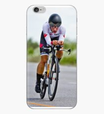 Womens Individual Time Trial No 5 iPhone Case