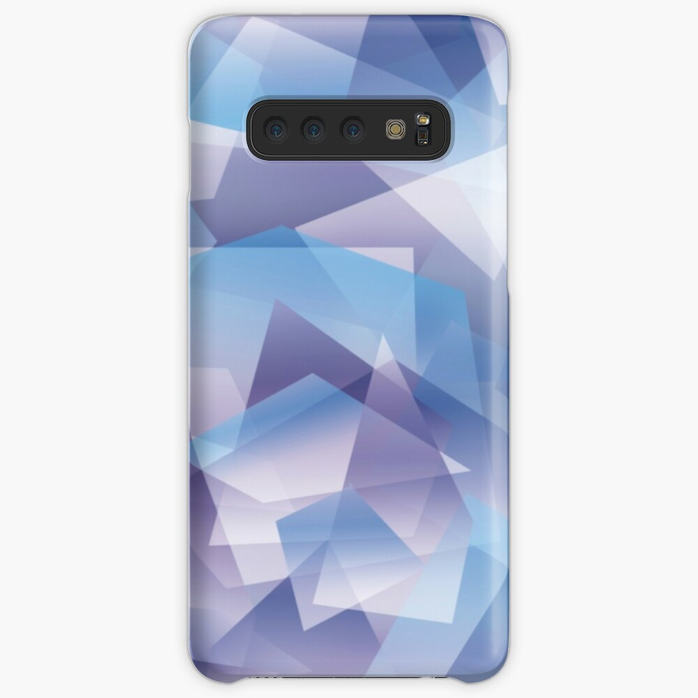Abstract geometric pattern Fundas y vinilos para Samsung Galaxy