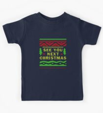 See You Next Christmas Kids Clothes