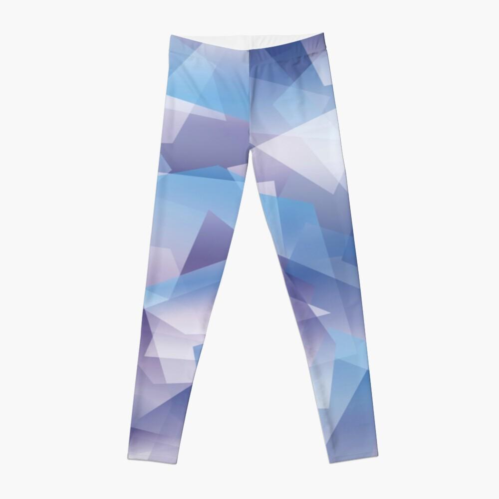 Abstract geometric pattern Leggings