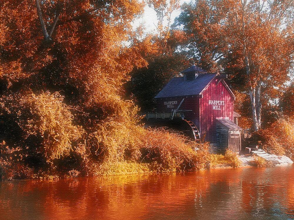 The Mill by Kenneth Krolikowski