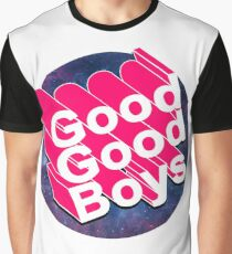 Good Good Boys - McElroy Brothers - Text Only Graphic T-Shirt