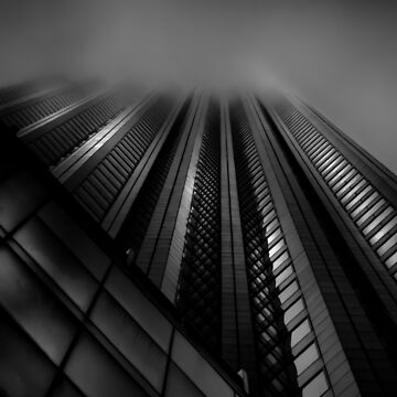 Downtown Toronto Fogfest No 10 by learningcurveca