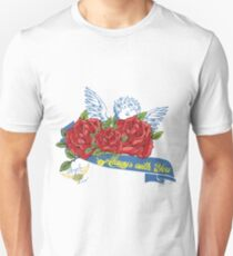 Angel, Guardian Angel, Angel Love always with You  Unisex T-Shirt