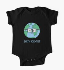 Earth Scientist One Piece - Short Sleeve