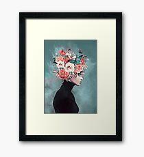blooming 3 Framed Print