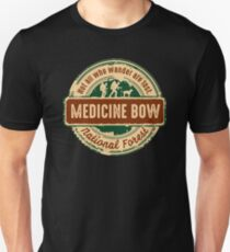 Medicine Bow National Forest T-Shirt