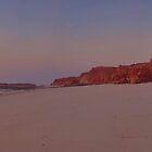 cape leveque western beach sunset  by Elliot62