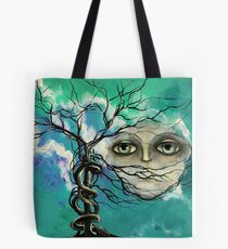 Original landscape by ANGIECLEMENTINE Tote Bag