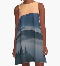 Podere Belvedere A-Line Dress
