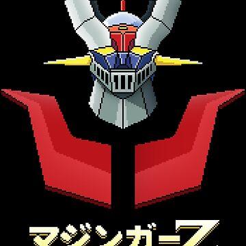 Mazinger-Z 16-bit by theoluk