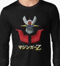 Mazinger-Z 16-bit Long Sleeve T-Shirt