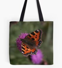 Back to the Butterfly Tote Bag