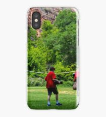 Picnic Time 1 iPhone Case/Skin