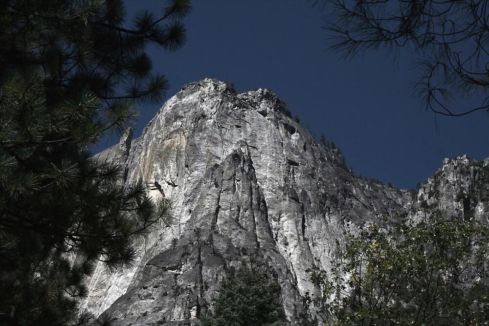 Yosemite NP by Ilan Cohen