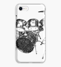 Drums iPhone Case/Skin
