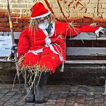 Bumpkin Santa by Yampimon