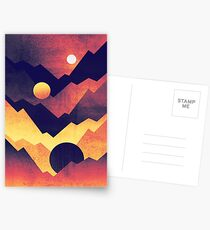 Nightfall Postcards