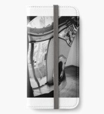 Wacky mirror staircase  iPhone Wallet/Case/Skin