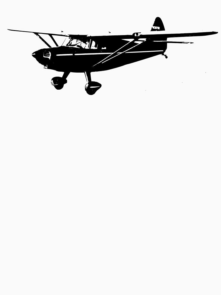 Stinson Voyager Aircraft by cranha